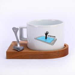 Yeşilay - Kahve Fincanı - Tutsak Olma Teknoloji Bağımlılığı