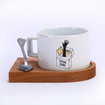 Kahve Fincanı - Tutsak Olma Tütün Bağımlılığı