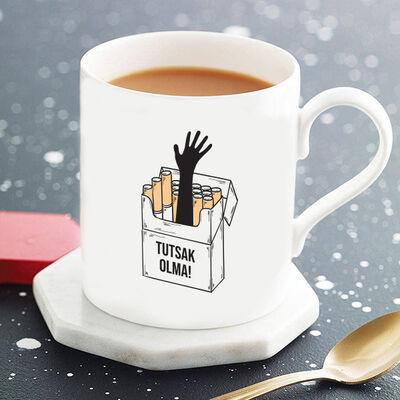 Kupa Bardak - Tutsak Olma Tütün Bağımlılığı