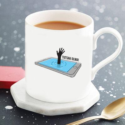 Kupa Bardak - Tutsak Olma Teknoloji Bağımlılığı