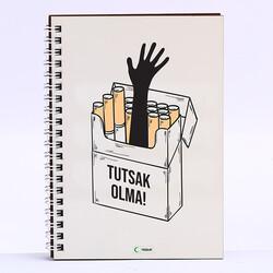 - Öğrenci Defteri - Tutsak Olma Tütün Bağımlılığı