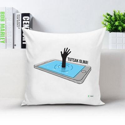 Yastık - Tutsak Olma Teknoloji Bağımlılığı