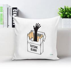 - Yastık - Tutsak Olma Tütün Bağımlılığı