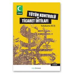 Yeşilay - Tutun Kontrolü ve Ticaret İhtilafı