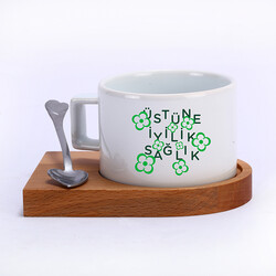 Yeşilay - Kahve Fincanı - Üstüne İyilik Sağlık 1