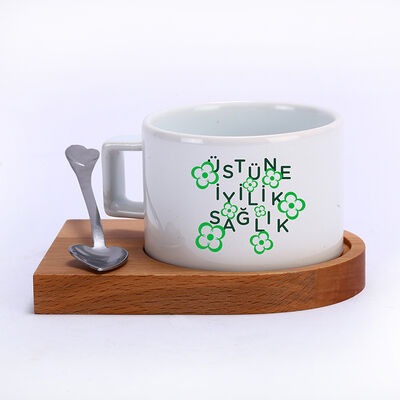 Kahve Fincanı - Üstüne İyilik Sağlık 1