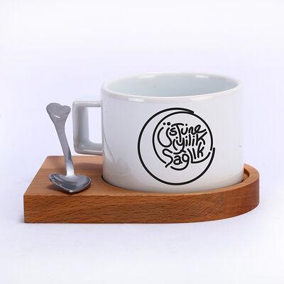 Kahve Fincanı - Üstüne İyilik Sağlık 3