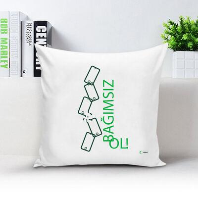 Yastık - Bağımsız Ol Teknoloji Bağımlılığı 3