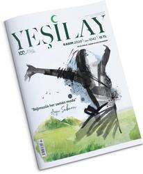 Yeşilay - Yeşilay Dergisi - Kasım 2020 Sayısı