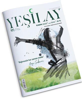 Yeşilay Dergisi - Kasım 2020 Sayısı