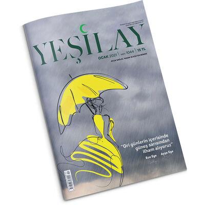 Yeşilay Dergisi - Ocak 2021 Sayısı