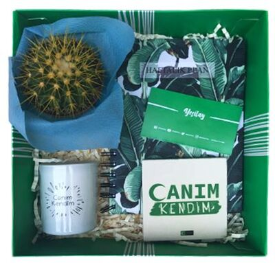 Yeşilay Hediye Kutusu - Canım Kendim