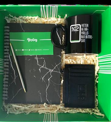 Yeşilay Hediye Kutusu - Yeni İşinde Başarılar