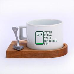 Yeşilay - Kahve Fincanı - Yeter Ki Hayallerin Bitmesin