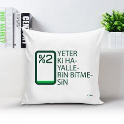 Yeşilay - Yastık - Yeter Ki Hayallerin Bitmesin